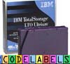 IBM LTO-2 - with FREE Custom Barcode Labels