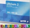 Quantum LTO-2 - with FREE Custom Barcode Labels