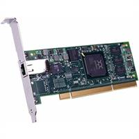 QLogic QLA4052C 133MHz PCI-X 64-Bit 1Gb iSCSI Ethernet Network