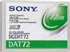 Sony DDS-5 4mm 170m DAT Data Cartridge Tape DGDAT72