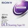 Sony DLT III/IIIXT/IV Data Cleaning Cartridge DL3CL