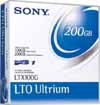 Sony LTO1 Ultrium-1 100/200GB Data Cartridge Tape LTX100G