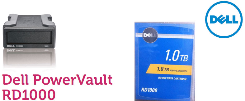 Dell Powervault RD1000 Removable Disk Storage