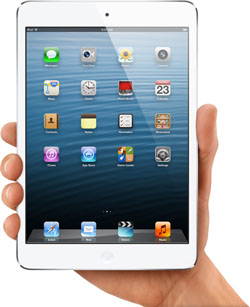 Free iPad Mini with Purchase of Iomega NAS px12-400r and px12-450r NAS