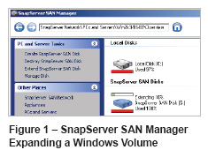 SnapServer S2000 Optimized for Windows