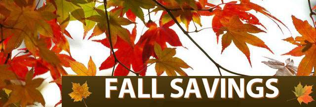 Fall Savings on NAS, Tape, Disk and Storage Accessories