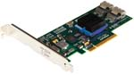 ATTO Technology ExpressSAS H608 PCIe 2.0 Low Profile 6Gb/s SAS HBA Card (Internal Ports) P/N: ESAS-H608-000