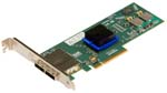 ATTO Technology ExpressSAS H680 PCIe 2.0 Low Profile 6Gb/s SAS HBA Card (External Ports) P/N: ESAS-H680-000