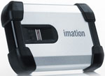 Imation Defender H100 External USB Hard Drive 250GB - Data Security w/ FIPS Level 3 and AES 256-bit Encryption Part# 27838