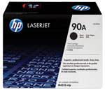 HP 90A Black Original LaserJet Toner Cartridge Part# CE390A For LaserJet 4500 Series and LaserJet 600 Series Printers