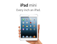 Ipad Mini Promotion: Free with Purchase of Iomega StorCenter px12-400r 48TB