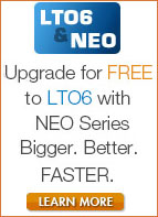 Overland Storage NEO LTO-6 Promotion - Get LTO-6 For FREE