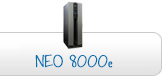 NEO 8000e Tape Library by Overland Storage