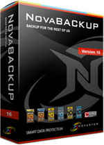 NovaBACKUP Professional - Protection for windows PC/Workstations
