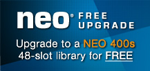 Overland NEO 400s Free upgrade promotion