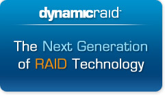 SnapServer DX with DynamicRAID - checkout the DX1 and DX2 Snap Server by Overland Storage