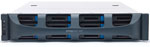 SnapServer XSR 120 72TB Enterprise SATA Bundle (12 x 6TB) 12-Bay Rackmount NAS by Overland Storage Part# OT-NAS200232