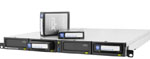 Tandberg Data RDX QuikStation 4 Removable Disk Array 1U Rackmount 4 Bay Part# 8920-RDX