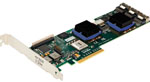 ESAS-H60F-000 ExpressSAS H60F Low-Profile 16-Internal Port 6Gb/s SAS/SATA PCIe 2.0 Host Adapter by ATTO Technology Part # ESAS-H60F-000