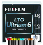 FREE Custom Sequence FujiFilm LTO-6 Barcode Labels w/min. purchase of 20 or more Fuji LTO-6 Data Cartridges 16310732-BCL