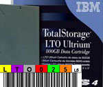 IBM LTO-4 - with FREE Custom Barcode Labels