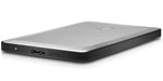 G-DRIVE Slim USB 3.0 500GB External Hard Drive Ultra Lightweight, Ultra Portable Backup by G-Technology Part# 0G02869