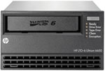 HP LTO-6 Ultrium 6650 Internal Tape Drive Full Height SAS 2.5TB Native/ 6.25TB Compressed Part# EH963A