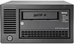 HP StoreEver LTO-6 Ultrium 6650 Full Height SAS External Tape Drive 2.5TB Native/ 6.25TB Compressed Part# EH964A