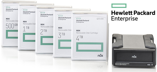 Hp Rdx Removable Disk Storage Affordable Rugged Data