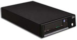 Overland Storage LTO-5 External Tape Drive (standalone) - Half Height (HH) SAS Ultrium 1.5TB Native/ 3.0TB Compressed Made by IBM Part # OV-LTO101006