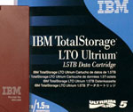 46X2012 IBM LTO ULTRIUM V -- 1.5TB/3.0TB LIBRARY PACK