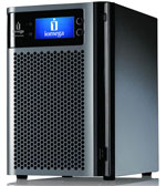 Iomega StorCenter px6-300d Desktop NAS server Diskless (empty chassis) - 0-Drive config Part # 34769