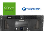 Thunderbolt YoYotta LTFS Dual LTO-7 SAS Tape Library Bundle Archiving Solution for Mac Part# YOYO-LTFS-Scalar-Dual-LTO-7