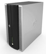 mSpeed 8 - High Speed 8-Bay Thunderbolt 3 RAID by mLogic part# MSPEED-8