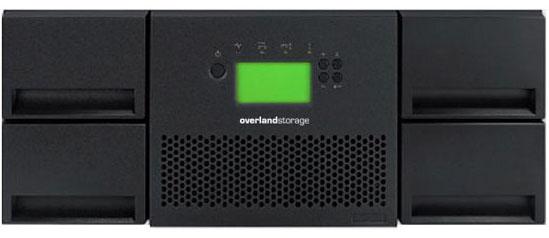 Overland Storage NEO 400s 2 X LTO 6 SAS 48 Slot 4U HH Dual Drive Tape Autoloader Part OV NEO400s6SA2