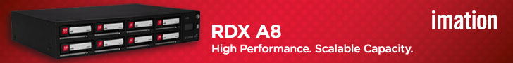 Imation RDX A8 Hard Disk Storage Library