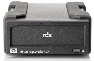 HP Storage - RDX Storage removable disk storage