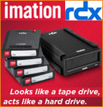 Imation RDX Storage