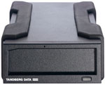 Tandberg Data RDX QuikStor USB 3.0 External (no software) - Removable Disk Storage Part # 8782-RDX