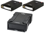 Imation RDX 160GB HDD Bundle - 2 x 160GB Cartridge plus USB 3.0 External RDX Docking Station 26607-EXTUSB2