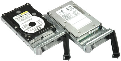 SnapServer XSD 40 6TB SATA w/Carrier Hard Drive by Overland