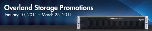 SnapServer N2000 Promotion - Get 4TB Free