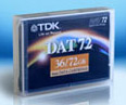TDK DDS-5 4mm 170m DAT 72 Data Cartridge Tape DC4-170AX