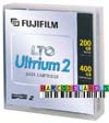 Fuji LTO-2 - with FREE Custom Barcode Labels