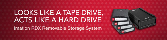 Imation RDX Removable Hard Disk Storage System
