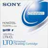 Sony LTO-1 & LTO-2 Ultrium Universal Cleaning Cartridge Tape LTX-CL