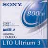 Sony LTO Ultrium-3 Data Cartridge Tape LTX400GWW