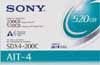 Sony AIT-4 8mm Data Cartridge Tape SDX4-200C