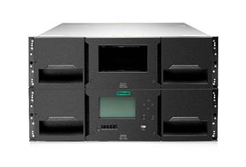HPE MSL3040 Tape Library 3U 40-slot scalable LTO-8 Tape