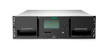 HP MSL3040 3U 40 Slot LTO-8 Tape Library
